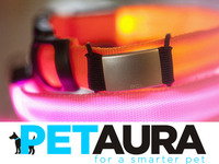PetAura: The Ultimate Smart Pet Collar