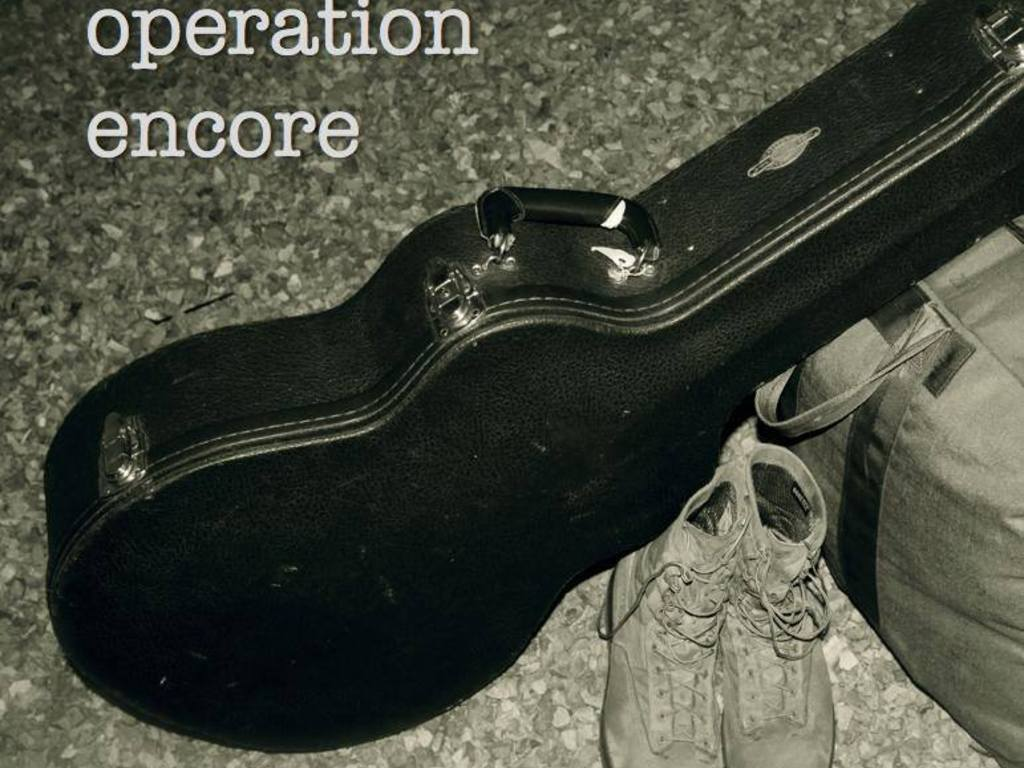 OPERATION ENCORE: Music by Military Veterans's video poster