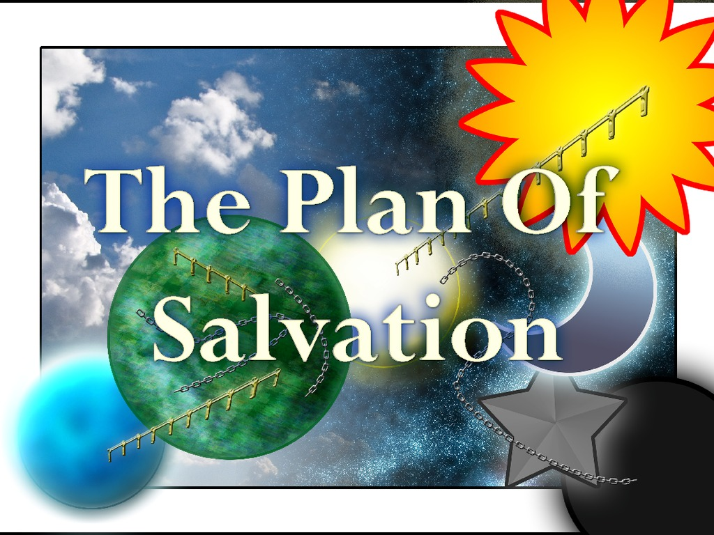 BOARD GAME: The Plan of Salvation's video poster