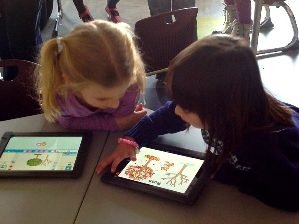 ScratchJr: Coding for Young Kids's video poster