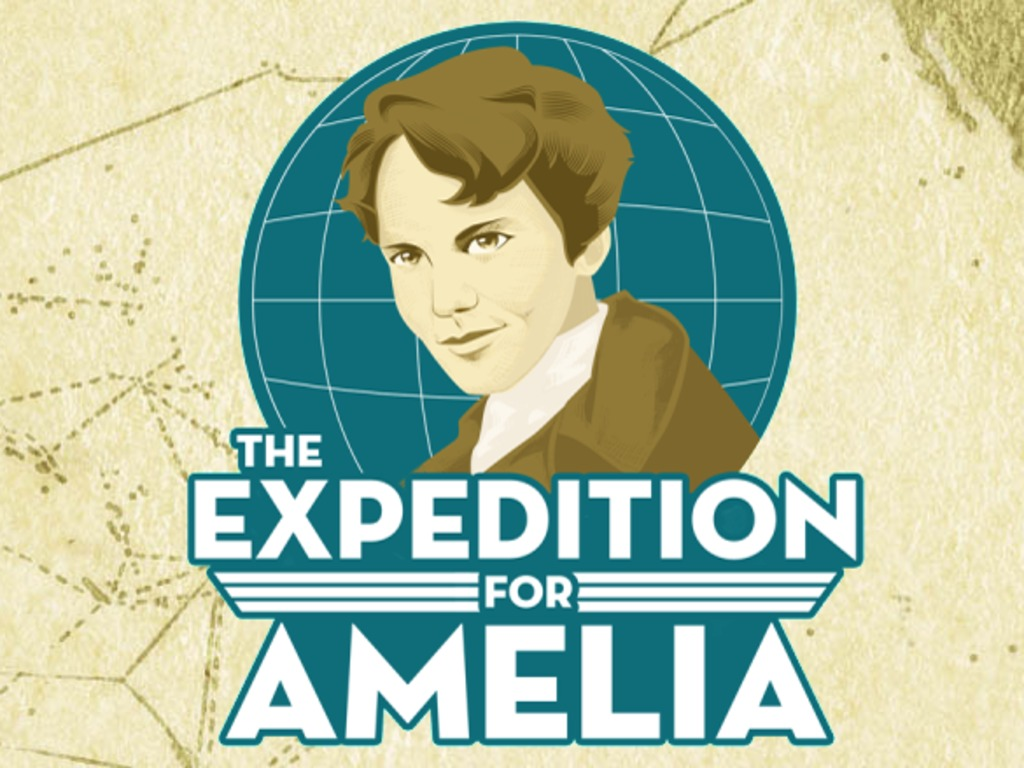 Expedition Amelia: Finding & Documenting Amelia's Electra's video poster