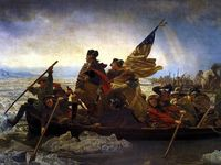 Mapping Washington's Crossing