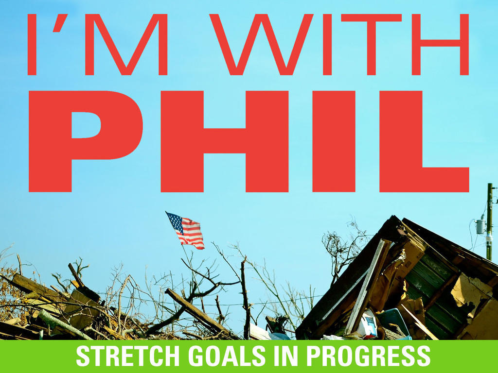 I'm with Phil - Feature Length Documentary's video poster