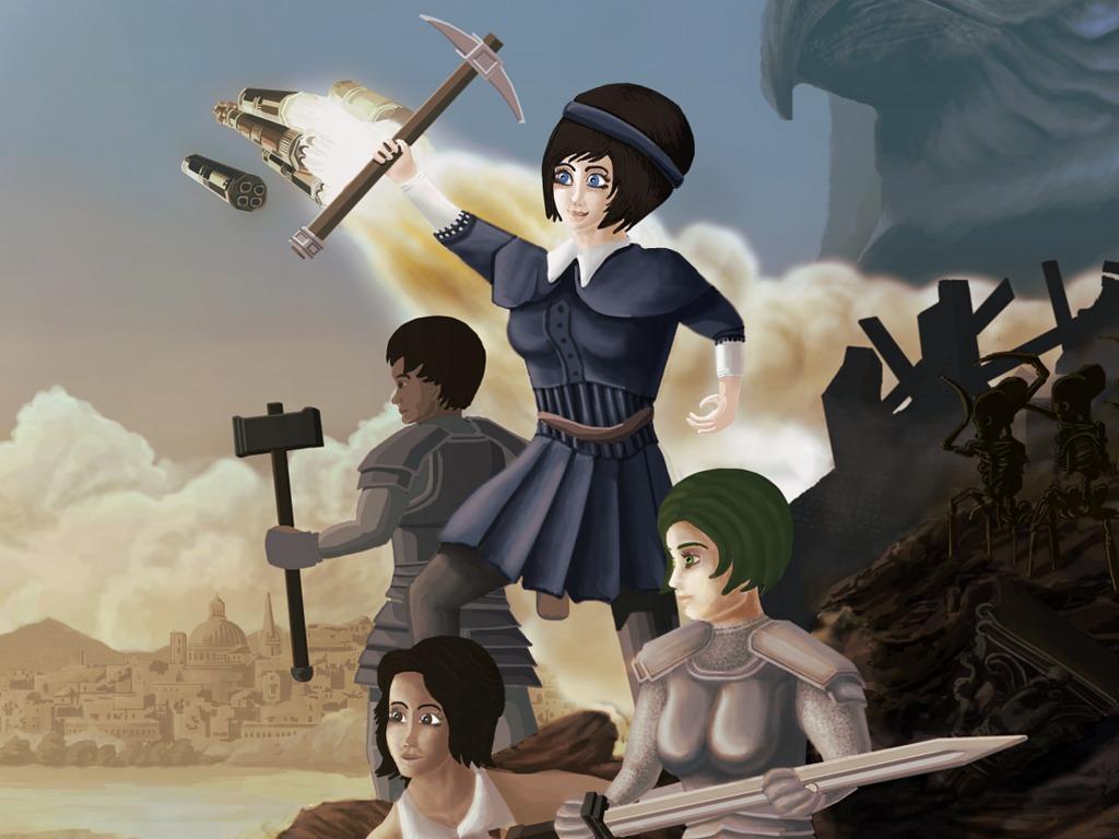 """Sticks & Starships: Genesis""'s video poster"