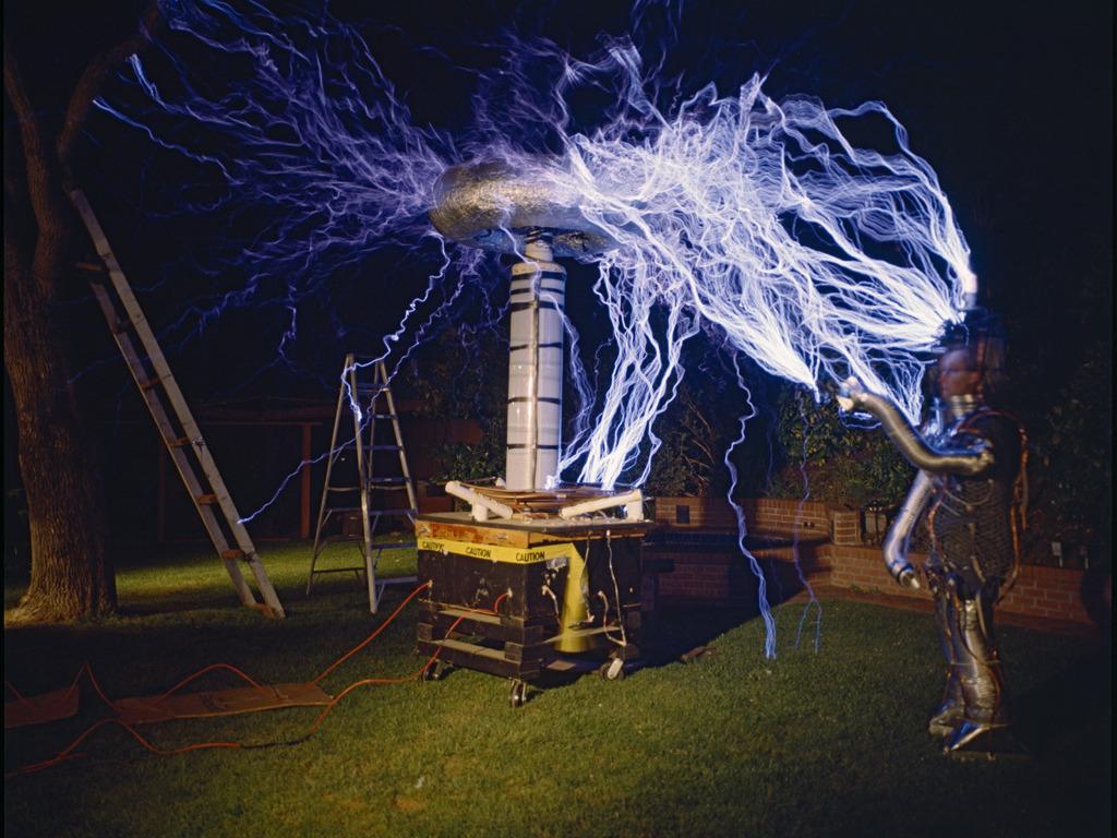 Dr Megavolt: Man Meets Lightning's video poster