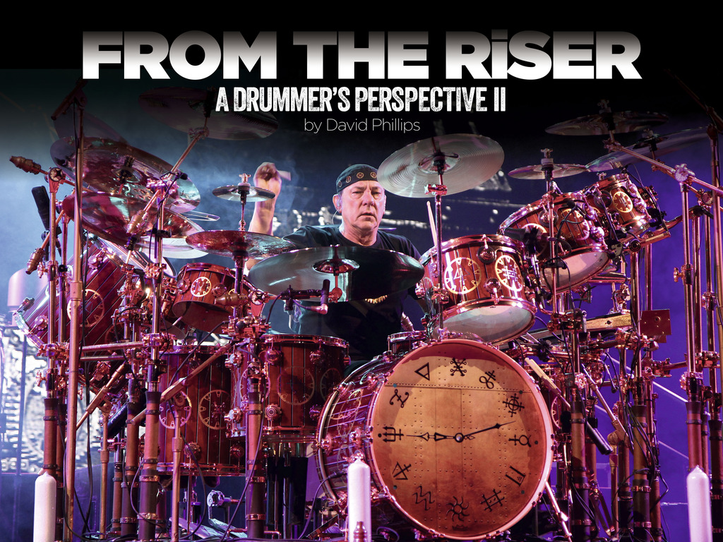 From The Riser, A Drummer's Perspective II by David Phillips's video poster