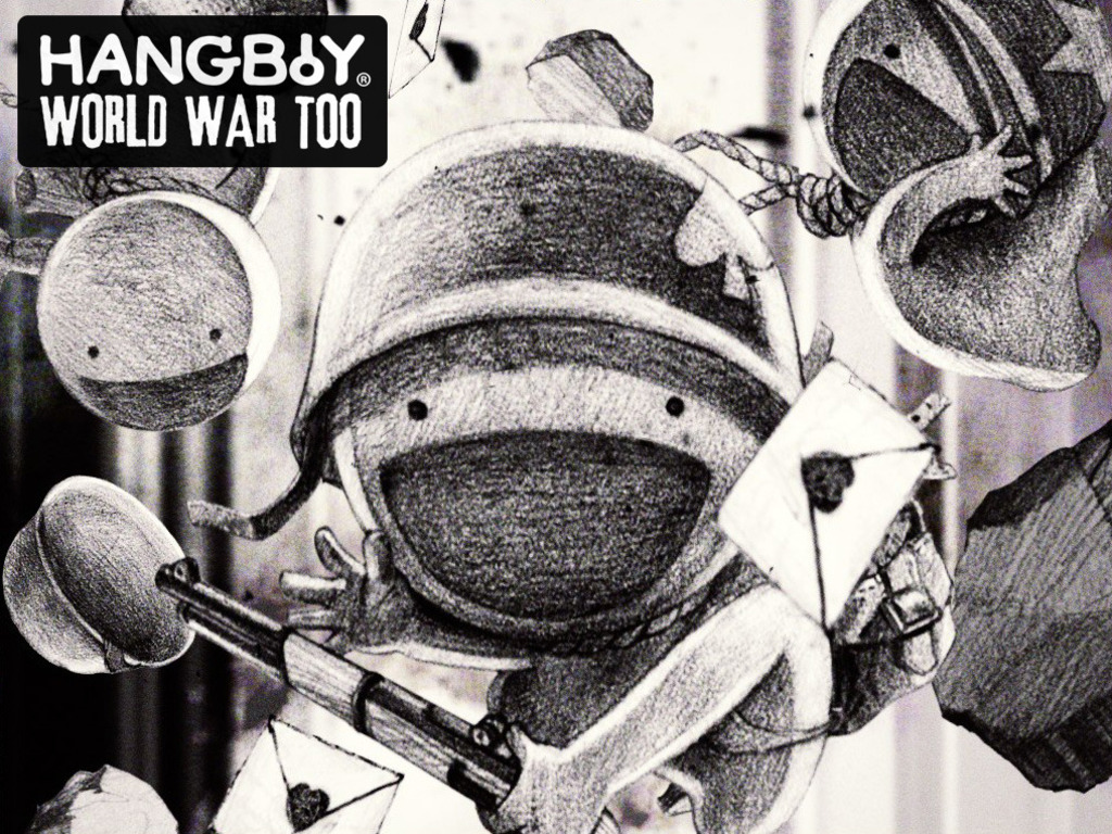 HANGBOY WORLD WAR TOO / ART BOOK's video poster