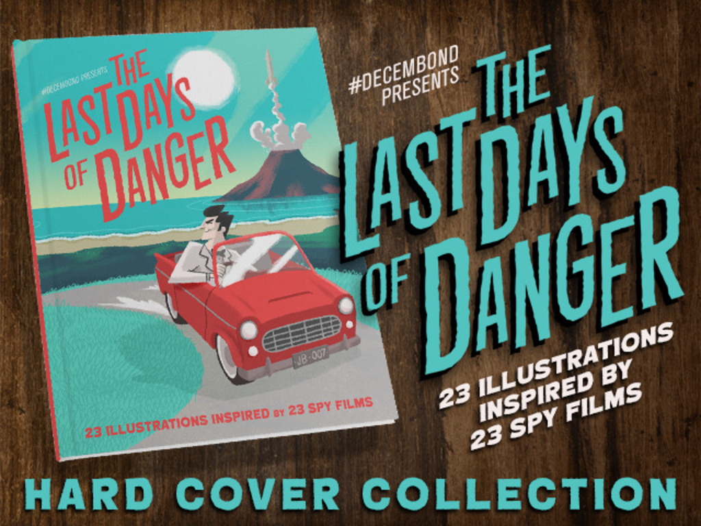 #DECEMBOND presents The Last Days of Danger's video poster