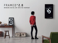 FRAMED* — A Revolutionary Platform For Digital Art