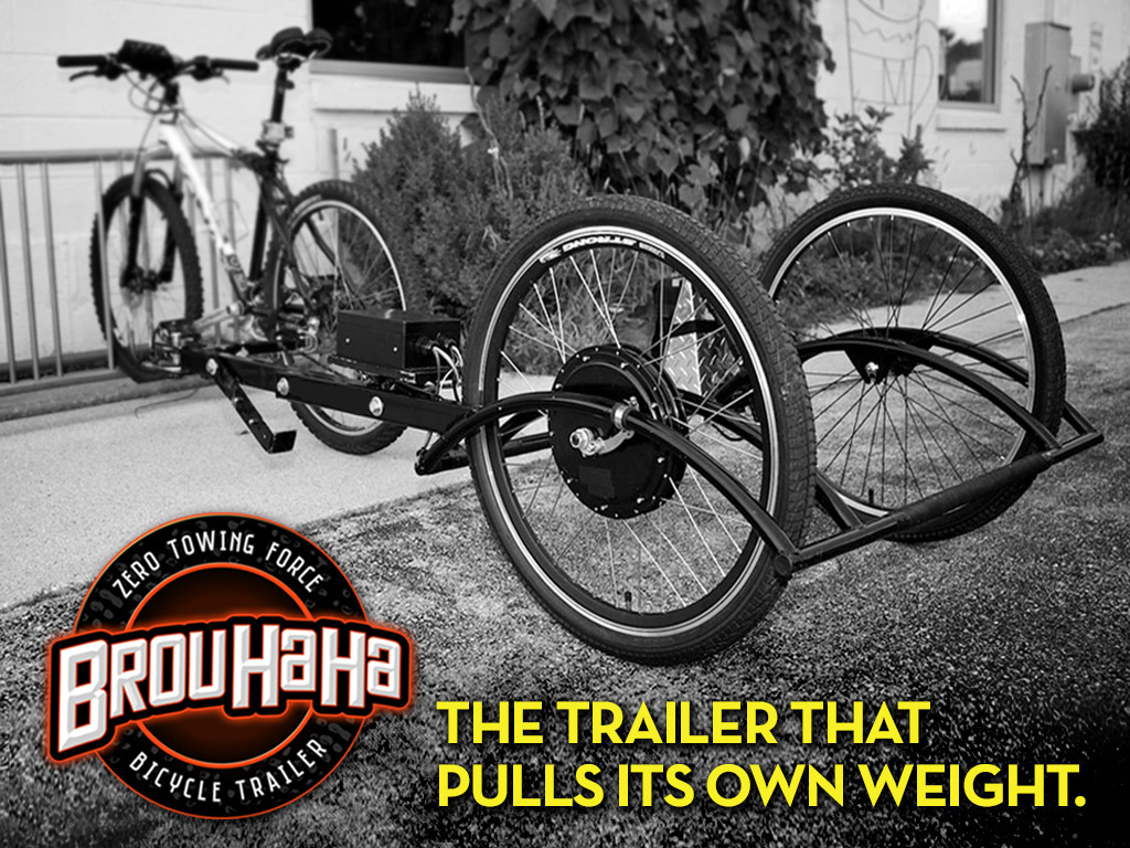 Brouhaha Bicycle Trailer's video poster