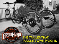 Brouhaha Bicycle Trailer