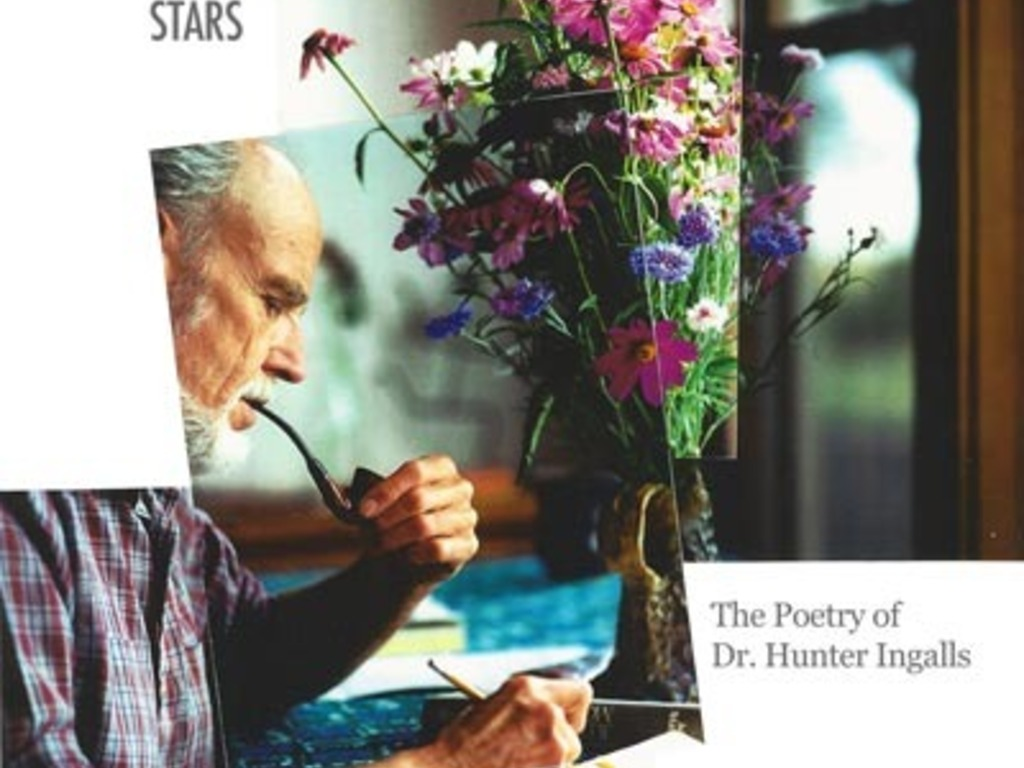 Publishing 65 Word Stars - Art and Poetry building community's video poster