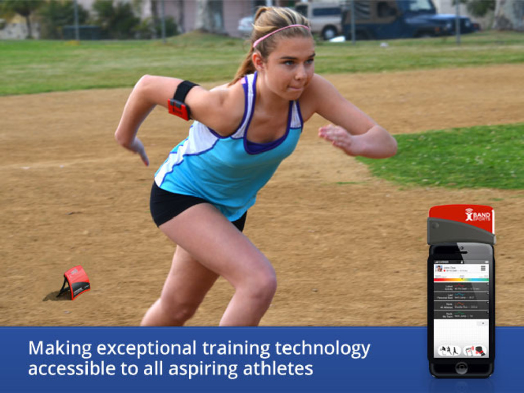 XBand Speed Pro: Performance Metrics for Serious Athletes's video poster