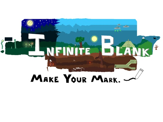 Infinite Blank's video poster