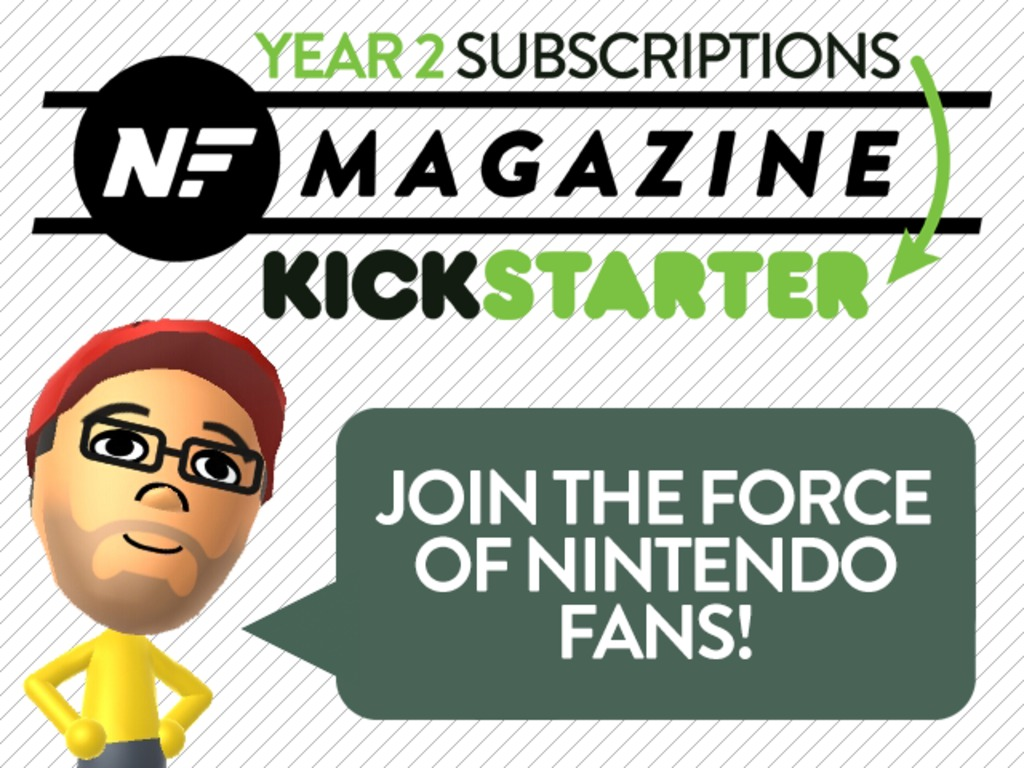 NF Magazine: Year 2 Subscriptions's video poster