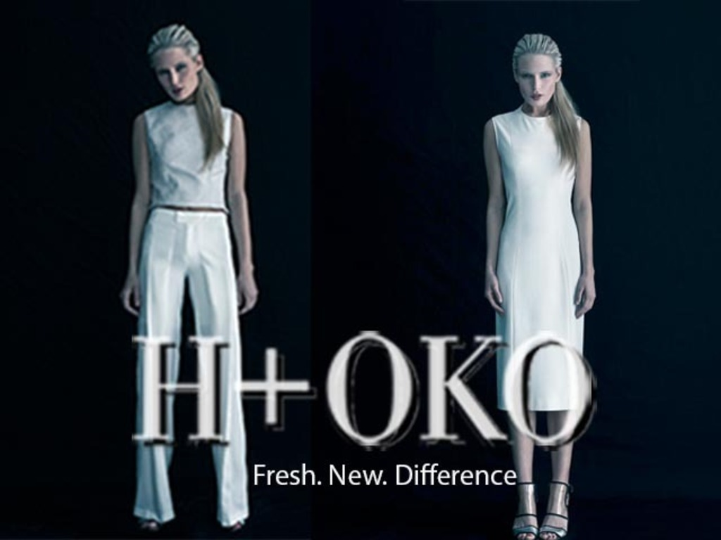 H+OKO Collection | Premium Clothing Meets Art  | New 9AM-5AM's video poster