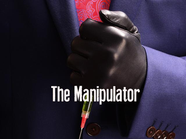 The Manipulator: A Satirical Techno Noir Thriller (really)!