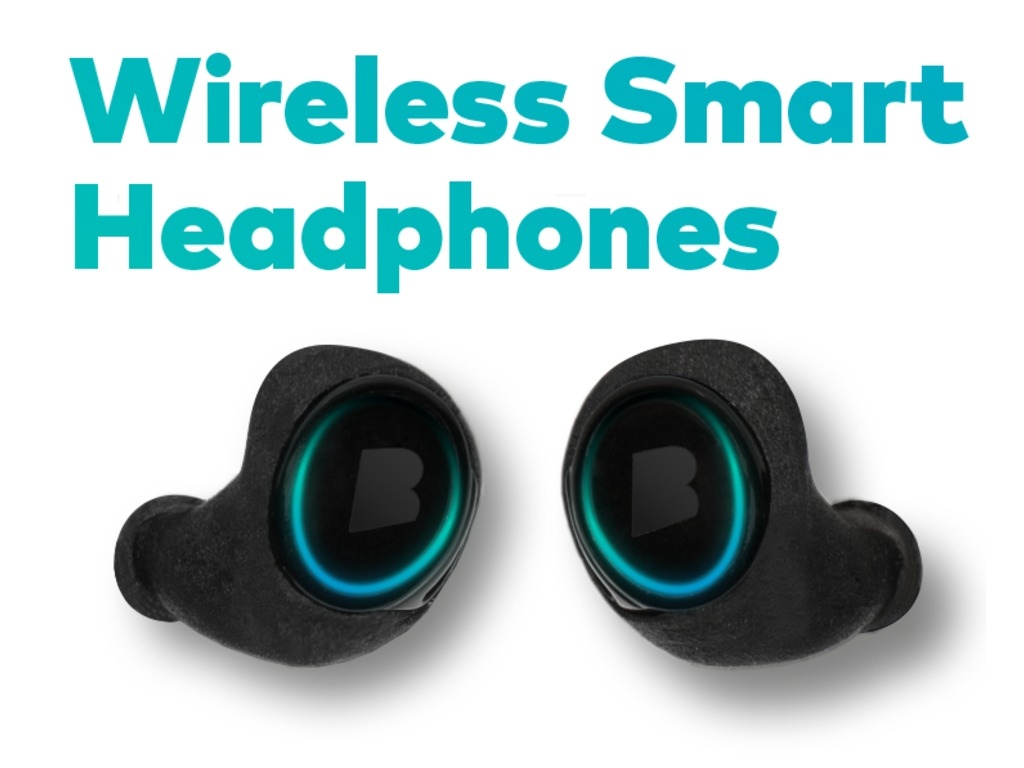 The Dash – Wireless Smart In Ear Headphones's video poster
