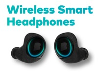 The Dash – Wireless Smart In Ear Headphones