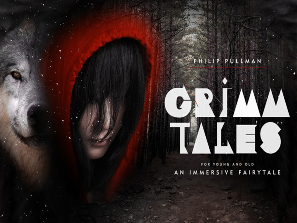 Phillip Pullman Grimm Tales's video poster