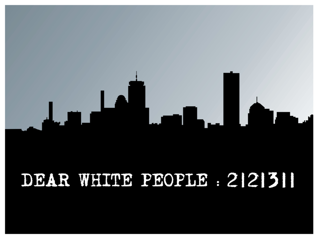 Dear White People: 2121311's video poster