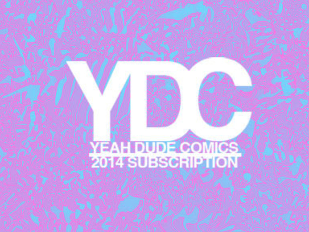 Yeah Dude Comics 2014 Subscription's video poster