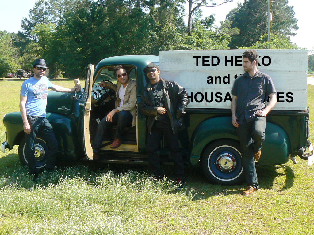 Ted Hefko and The Thousandaires New Orleans Recording's video poster