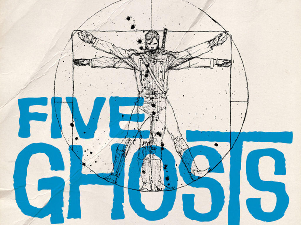 Five Ghosts's video poster