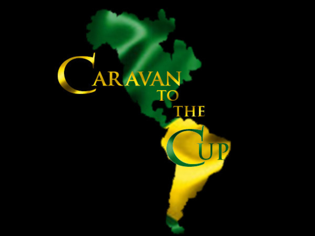 CARAVAN TO THE CUP's video poster