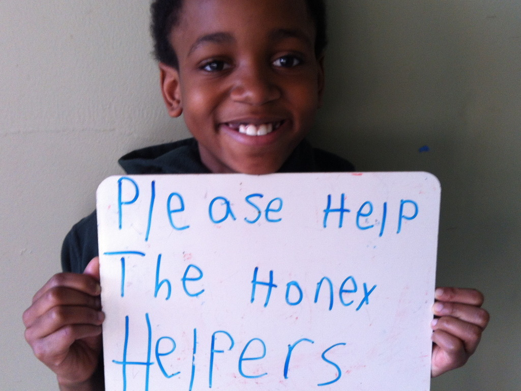 The Honey Helpers's video poster
