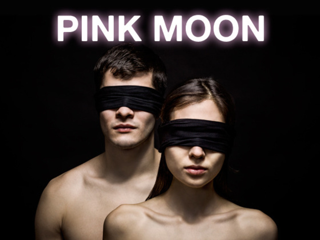 Pink Moon's video poster