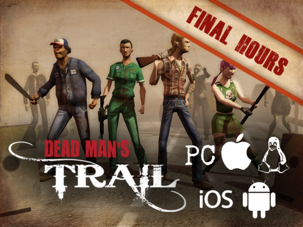 Dead Man's Trail - coming to PC/Mac/Linux and mobile's video poster