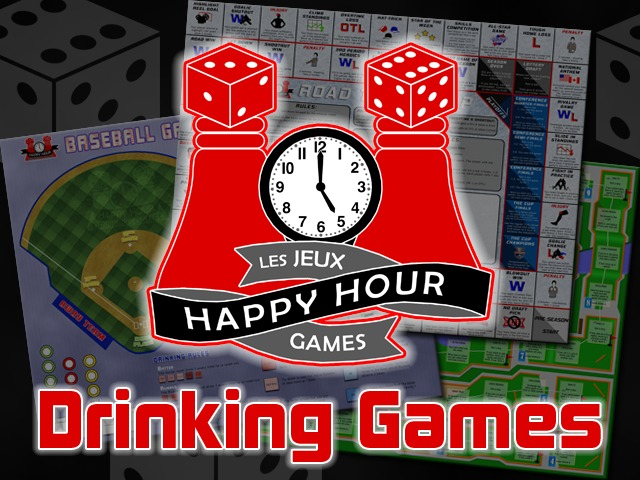 happy hour games