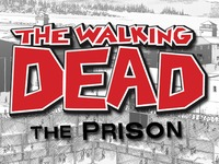 """The Walking Dead"" The Prison - Board Game"