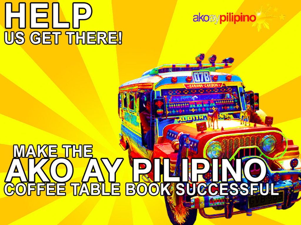 Ako Ay Pilipino Coffee Table Book's video poster