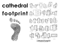 cathedral footprint