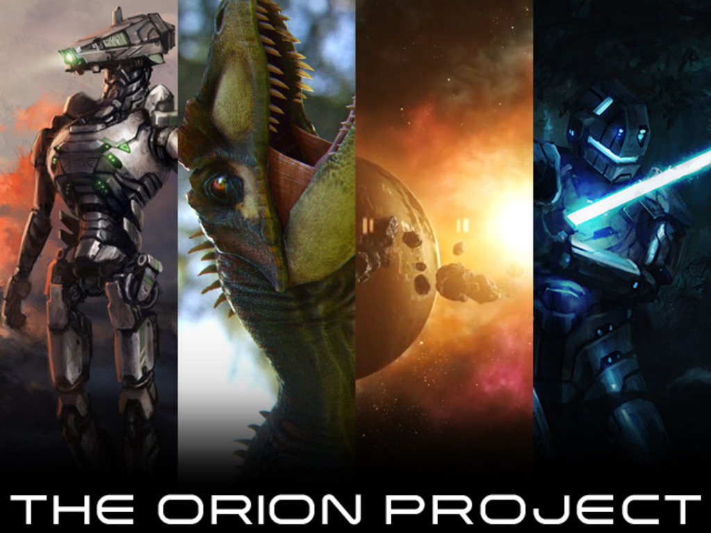 The Orion Project (Canceled)'s video poster