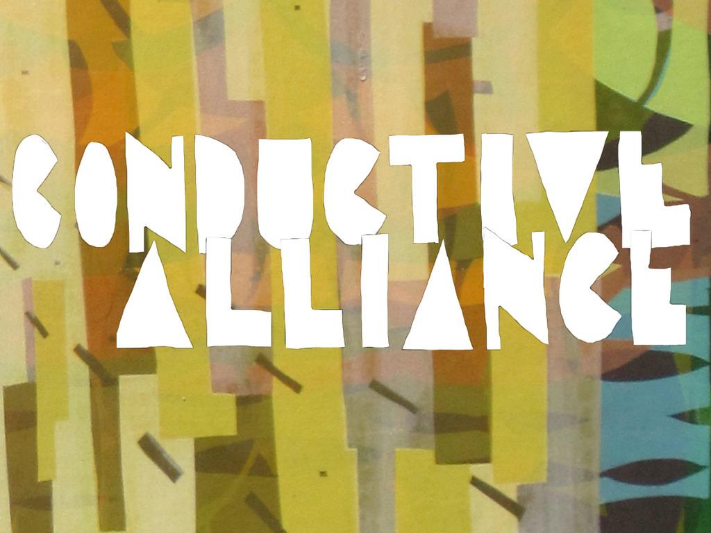 """Water Glyphs"" - Conductive Alliance Album 's video poster"