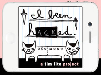 iBeenHacked : a tim fite project