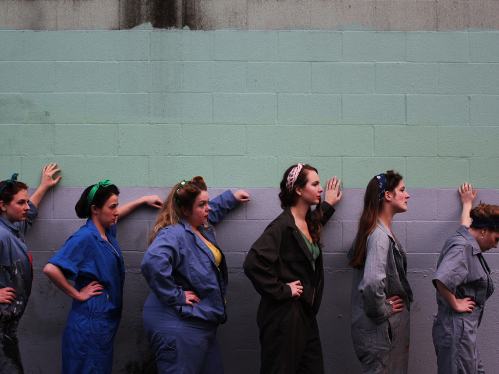 INDEPENDENT WOMEN: a new devised play's video poster