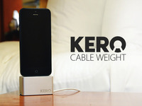 Cable Weight for iPhone 5