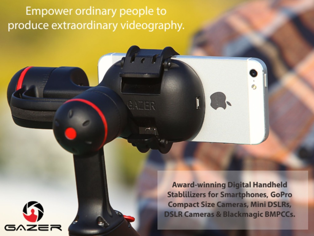World First Smartphone Digital Stabilizer & Full Collections's video poster