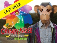 Chimpanzee Mask Kit