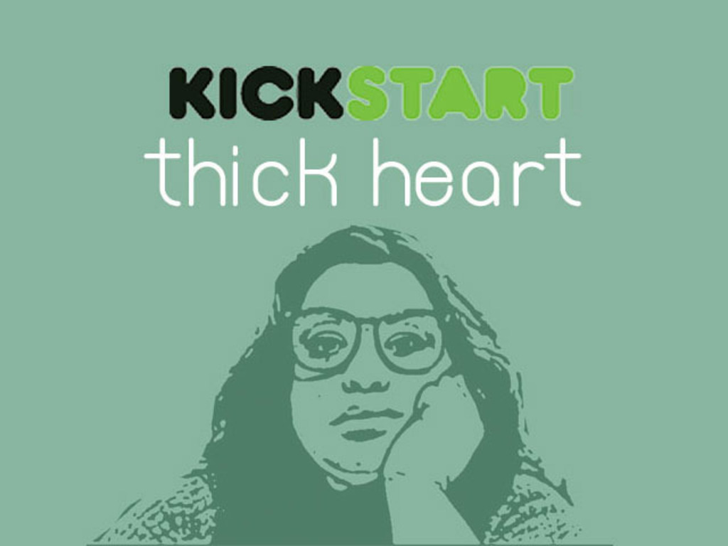 Thick Heart - A Short Romantic Comedy Film's video poster