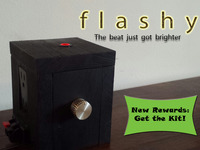 Flashy: sync your lights to music