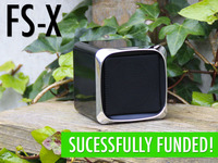 Frankenspiel FS-X: the Bluetooth speaker that can!