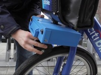 ShareRoller: First Portable Motor for Share Bikes and More