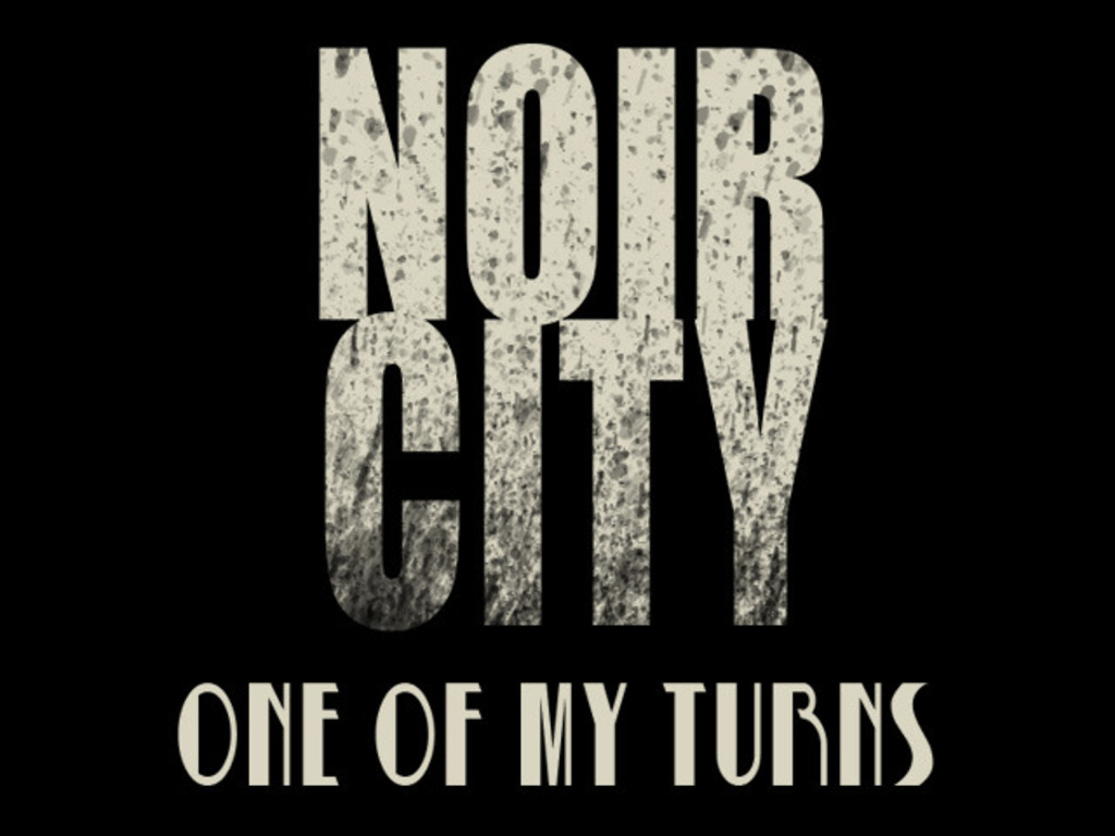 Noir City Issue #2's video poster