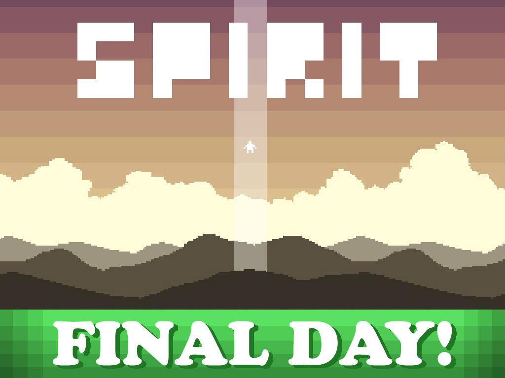 Spirit's video poster