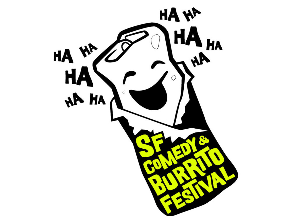 The San Francisco Comedy & Burrito Festival's video poster